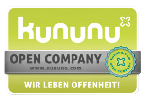 Kununu Siegel: Top Company