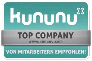 Kununu Siegel: Open Company